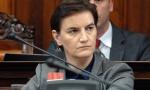 BURA NA SEDNICI VLADE: Ana Brnabić ponudila ostavku zbog udara ministarki