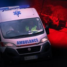 BURNA NOĆ U GRADU: Dve saobraćajne nesreće, više povređenih, među njima i DECA