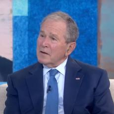 BUŠ ŽESTOKO ISKRITIKOVAO SVOJE Bivši predsednik naveo šta sve nije dobro u Americi (VIDEO)