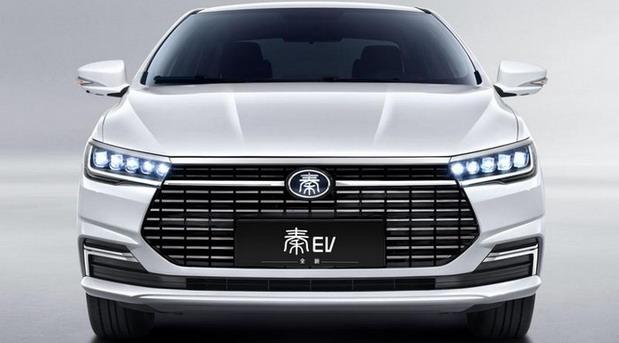 BYD Qin EV