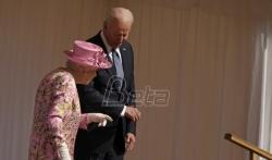 Bajden: Britanska kraljica me podsetila na moju majku
