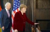 Bajden i Merkel pozvali Rusiju da povuče trupe sa ukrajinske granice