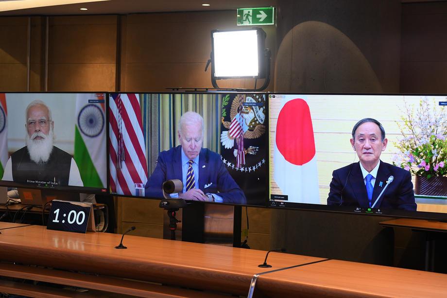 Bajden i Suga protiv uspona Kine na globalnoj sceni