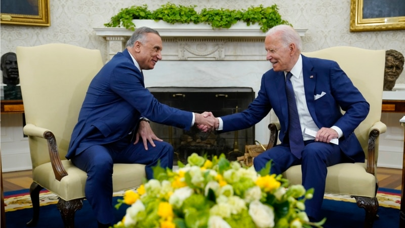 Bajden najavio kraj američkog vojnog angažmana u Iraku