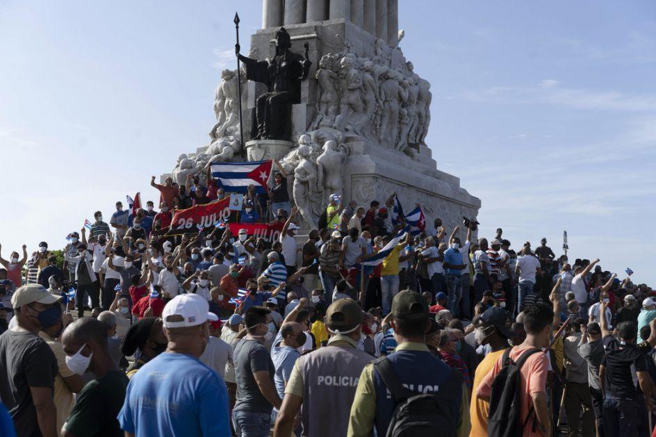 Bajden najavio uvođenje novih sankcija Kubi