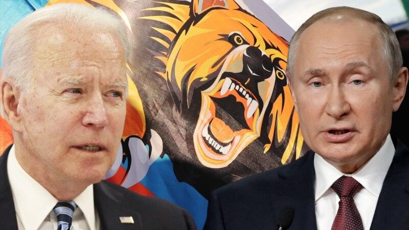 Bajden obećao da će Putinu reći gde je crvena linija