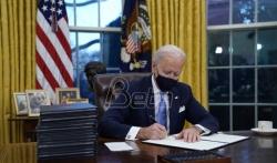 Bajden potpisao ukaze u vezi s klimom, SZO, pandemijom, imigracijom