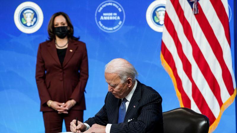Bajden potpisao uredbu o kupovini američkih proizvoda
