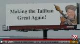 Bajden u talibanskoj opremi i Učini talibane ponovo velikim VIDEO