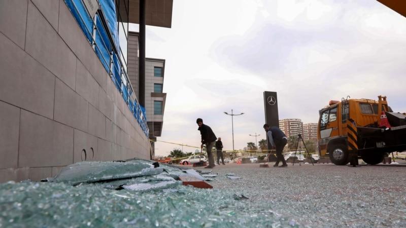 Iran osudio američke napade, Bajden upozorio Teheran da bude oprezan