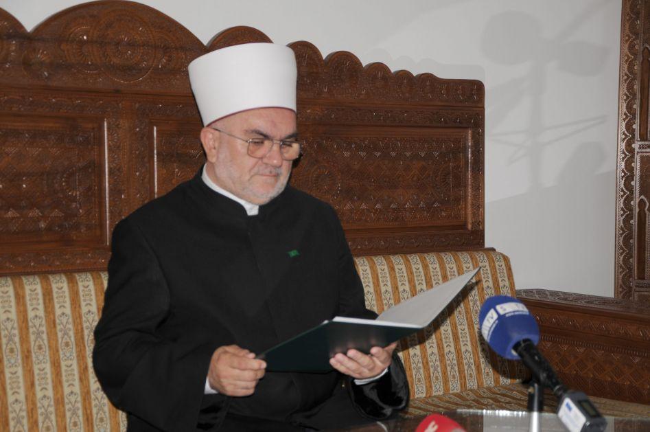 Bajramska poruka predsjednika Mešihata – Dolaze nam dani dobijanja nagrade, olakšanja i radosti