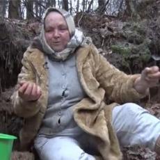 Baka Stanislava (70) tvrdi da je ovako izlečila tumor na mozgu: Jedem glinu i više nisam bolesna (VIDEO)