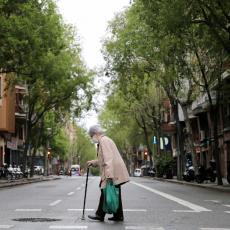 Baka od 110 godina prkosi korona virusu: Preživela je špansku groznicu i građanski rat, preživeće i ovo!