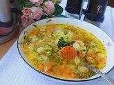 Bakina kuhinja: Čorba sa povrćem