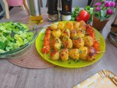 Bakina kuhinja: Posni roštilj od krompira