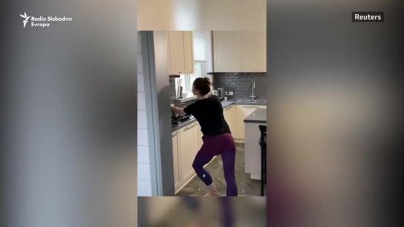 Balet u kući