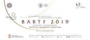Balkan Art Forum 2019 – Umetnost i kultura danas