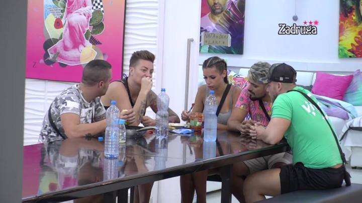 Bane ne može da se pomiri sa time što je Nadežda TRUDNA sa Tomom, zbog reči koje je rekao Biljićevoj će PASTI MRAK NA OČI! (VIDEO)