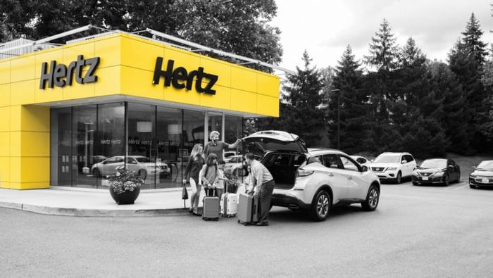 Bankrotirao Hertz posle 102 godine iznajmljivanja automobila
