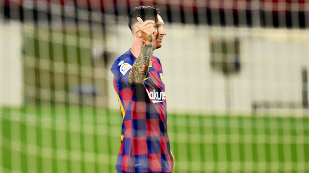 Barsa i Atletiko odigrali za Real, Mesijev veliki jubilej