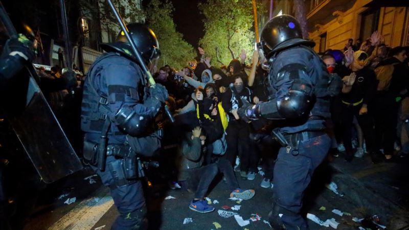 Na demonstracijama u Barseloni povrijeđeno 28 ljudi