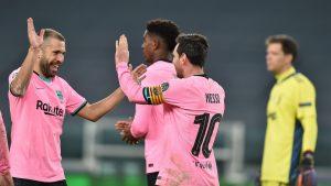 Barselona pobedila Juventus u Torinu