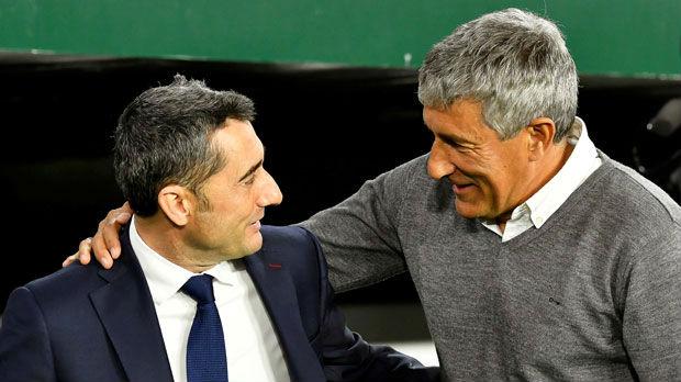 Barselona potvrdila: Valverde bivši, Setijen novi trener