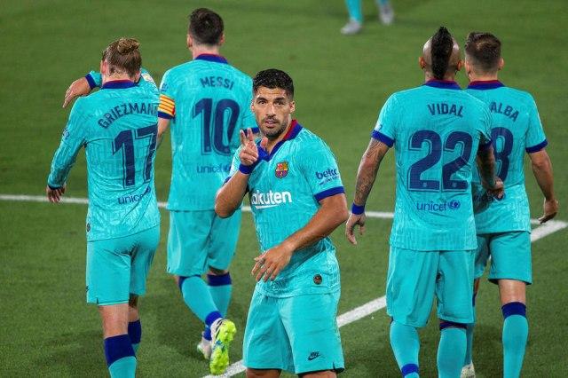 Barselona prišla najvećem rivalu, a gradskog poslala u niži rang
