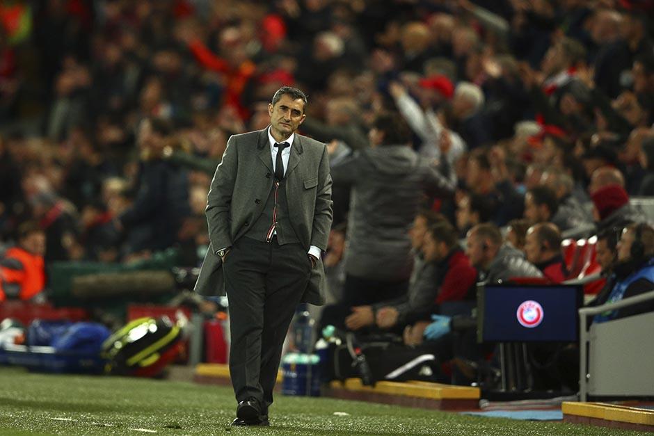 Valverde ostaje trener Barselone