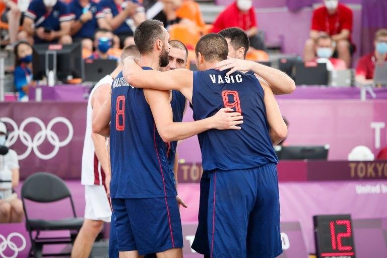 Basketaši Srbije osvojili bronzu!