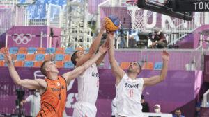 Basketaši Srbije pobedom nad Letonijom obezbedila polufinale