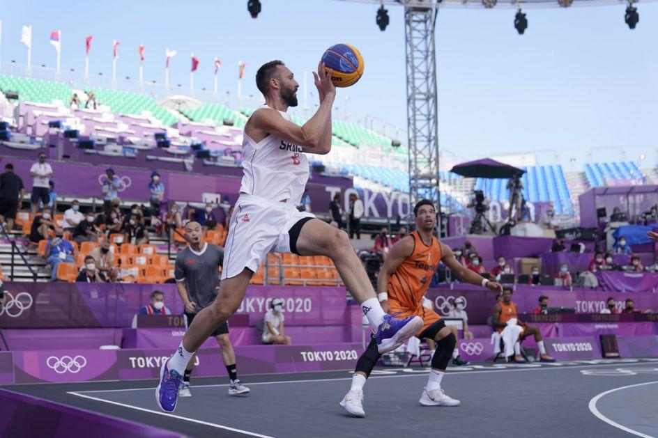 Basketaši Srbije posle Kine savladali i Holandiju