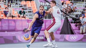 Basketaši Srbije protiv Rusije u polufinalu Olimpijskih igara