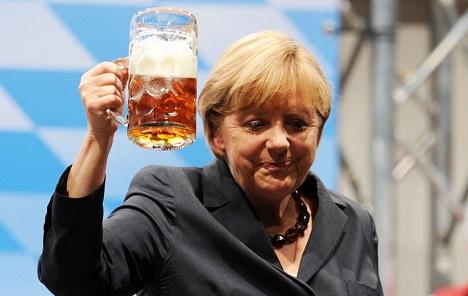 Bavarski potres će zaljuljati i Angelu Merkel
