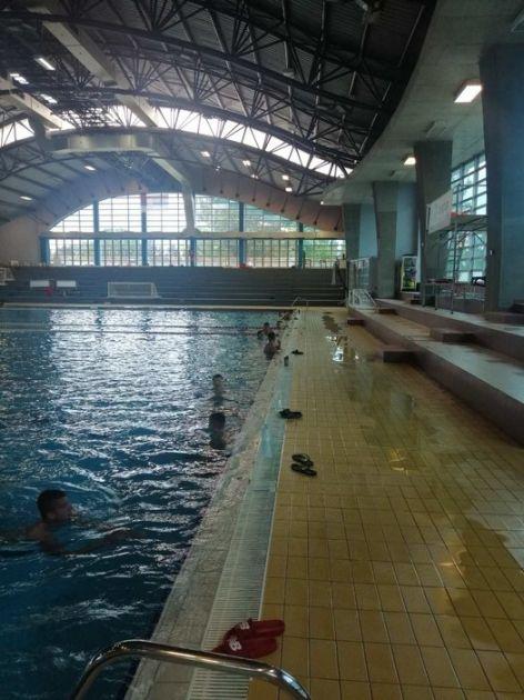 Bazen SC Slana Bara otvoren za sportiste i građanstvo