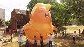 Beba balon Tramp spremna za prve korake