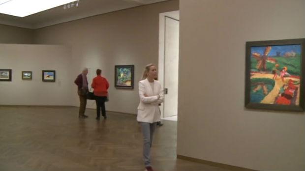 Bečka izložba nemačkog ekspresionizama po izboru kustosa iz Beograda