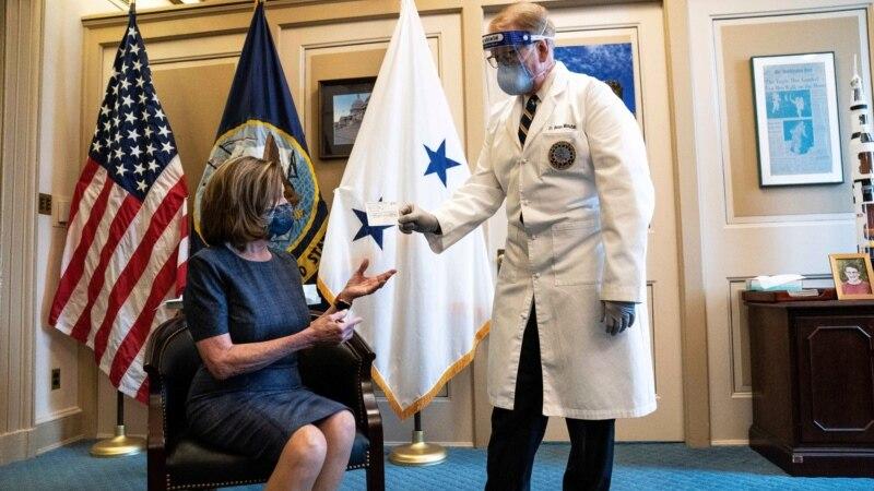 Federalne agencije traže od službenika da nose maske, razmatra se i obavezna vakcinacija
