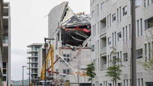 Belgija, Francuska i nesreće: Pet građevinskih radnika poginulo u rušenju zgrade u Antverpenu, u Parizu nova smrt izazvana električnim trotinetom