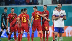 Belgija sa 3:0 ubedljiva protiv Rusije