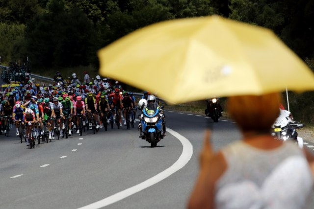 Belgijanac sprintom do pobede u desetoj etapi Tura