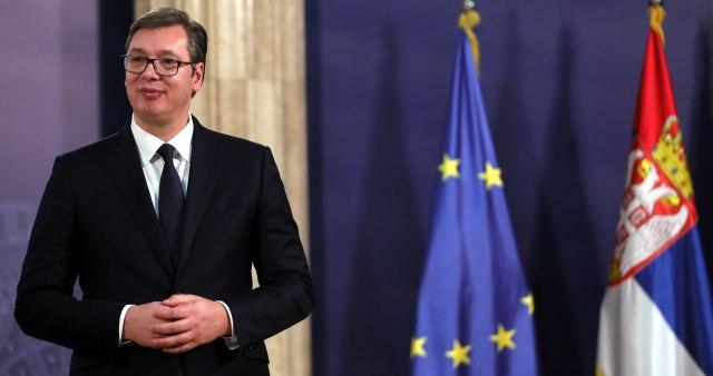 Belgijska perspektiva: Vučić i van Rompej danas o Srbiji i EU