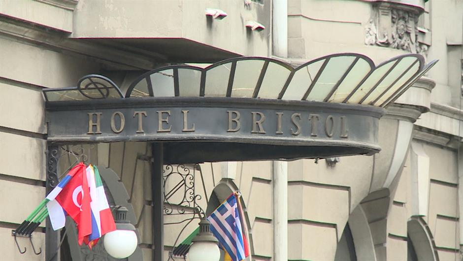 Belgrade hotel closes, officers have nowhere to go