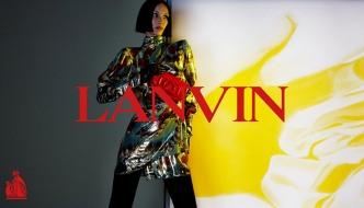 Bella Hadid u novoj kampanji modne kuće Lanvin