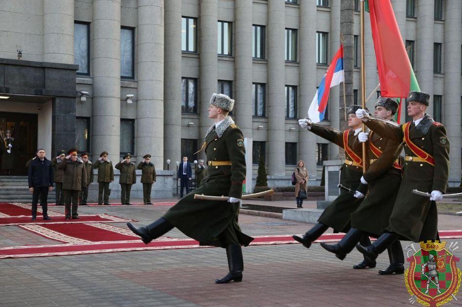 Belorusija: Vojna saradnja sa Srbijom na najvišem nivou do sada