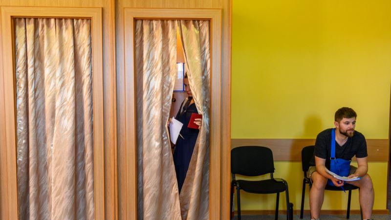 Belorusija bira predsednika