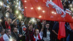 Belorusiju zahvatio generalni štrajk