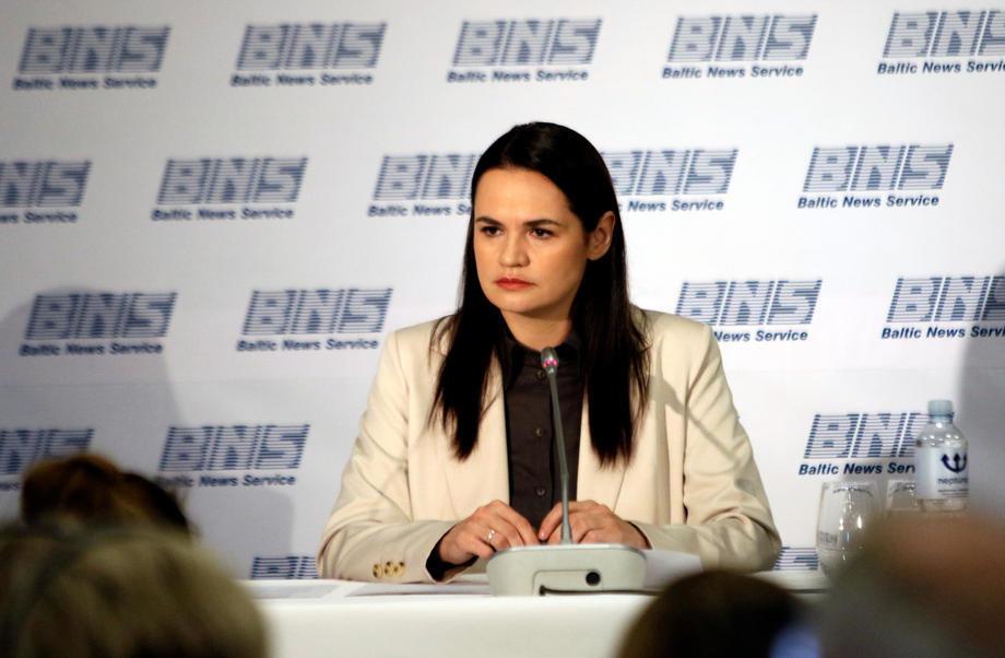 Belorusko tužilaštvo traži da Litvanija izruči Tihanovsku