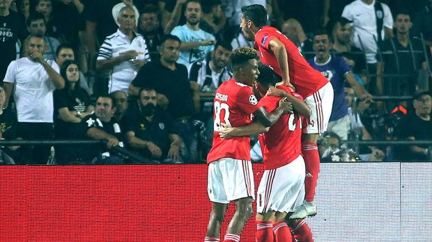 Benfika i PSV poslednji učesnici Lige šampiona