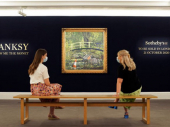 Benksijeva slika Pokaži mi Monea prodata za gotovo 10 miliona dolara